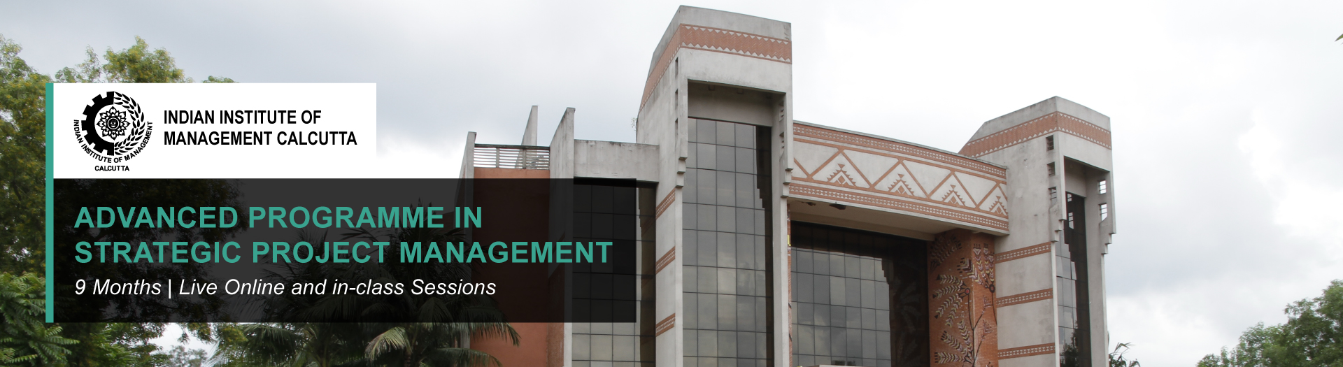 ADVANCED PROGRAMME IN STRATEGIC PROJECT MANAGEMENT