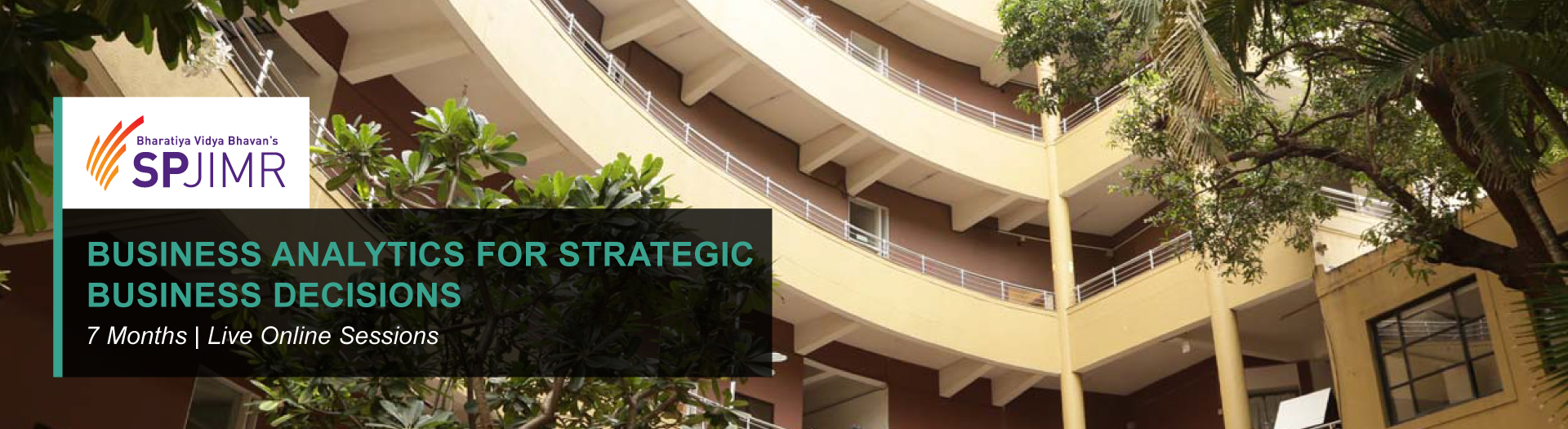 CERTIFICATE PROGRAMME IN BUSINESS ANALYTICS FOR STRATEGIC BUSINESS DECISIONS