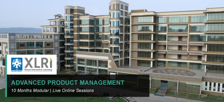 EXECUTIVE DEVELOPMENT PROGRAMME IN ADVANCED PRODUCT MANAGEMENT