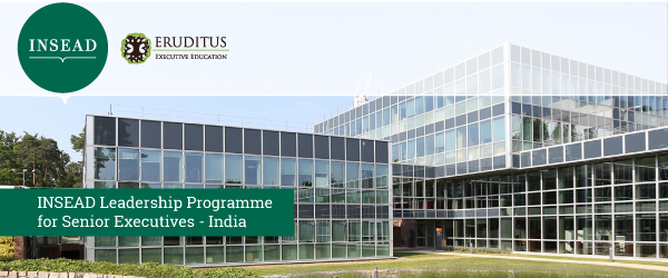 INSEAD Leadership Programme for Senior Executives – India (ILPSE)