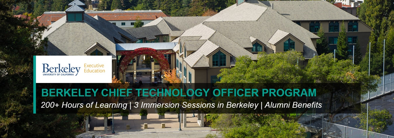 Berkeley Chief Technology Officer Program